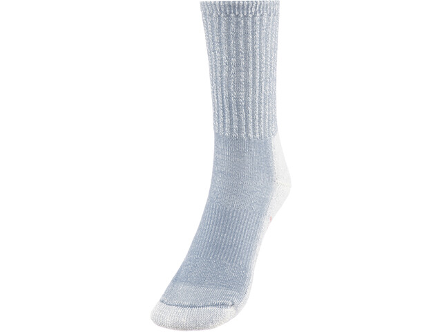 Smartwool Hike Light Calcentines Crew Mujer, blue steel